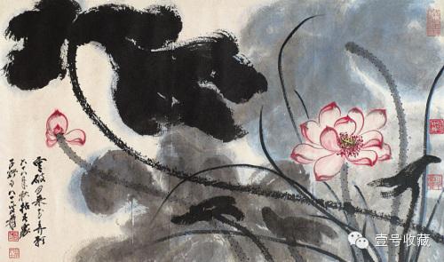 """张大千:画家是""""无法无天""""的"""
