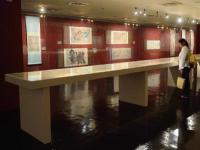 两岸张大千辞世三十周年纪念展在台北举行 组图