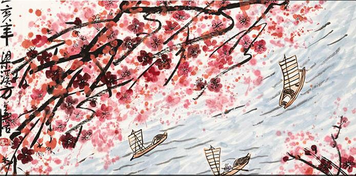张大千、方召麐作品展将于6月28日隆重开幕