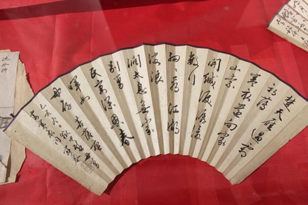 转中国江苏网:曹大铁诞辰100周年书画作品展常熟开幕