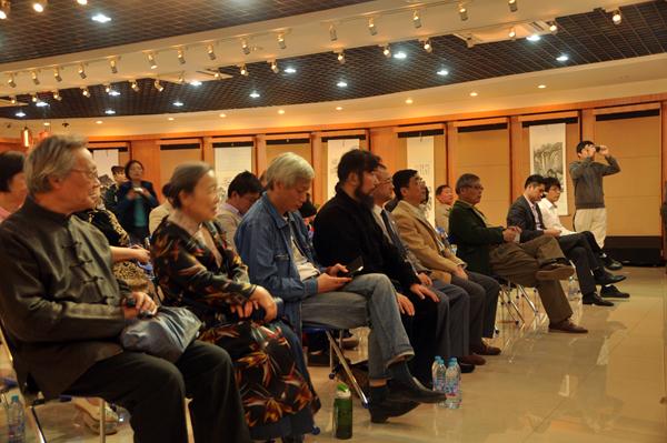 转上海文联:名家艺术进社区主题公益活动举行