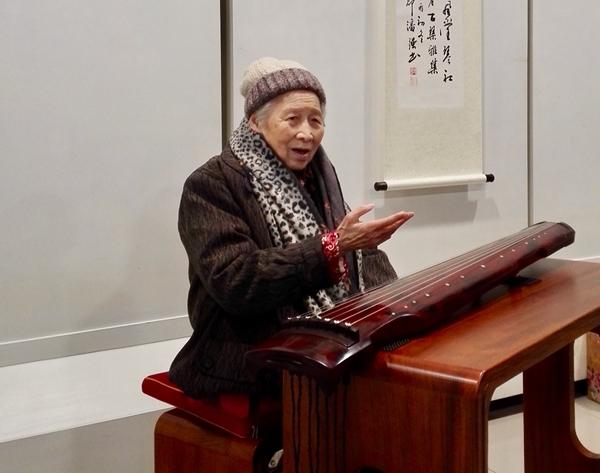 沧浪问琴——记大风堂琴社冬月古琴雅集