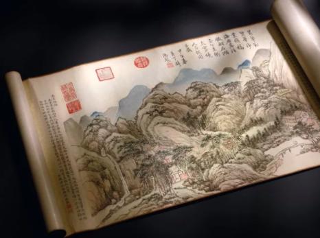 张大千的《桃源图》在香港引起了怎样的疯狂