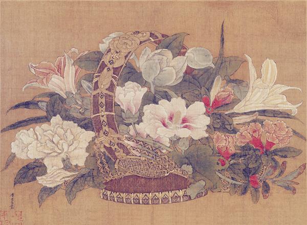 """任伯年、吴昌硕、张大千、齐白石都画过的""""岁朝清供图""""到底是什么?"""