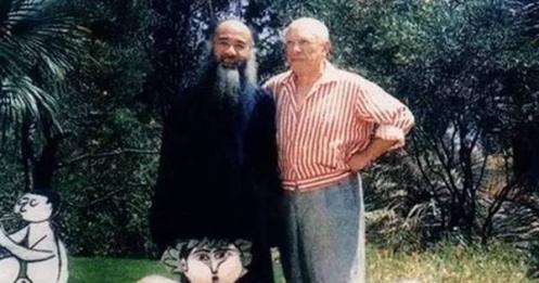 毕加索对谈张大千:中国人为什么跑到巴黎学艺术?
