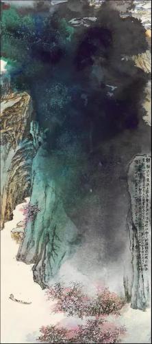 山水、人物、花鸟应该怎么画?看张大千的精妙技法!
