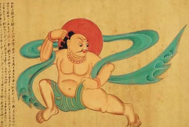 传移模写 贯古通今——论张大千临摹敦煌壁画的时代意义