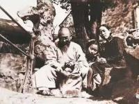 """""""消失""""的抗战名画《中国,怒吼了》——兼谈张大千兄弟与台静农先生"""
