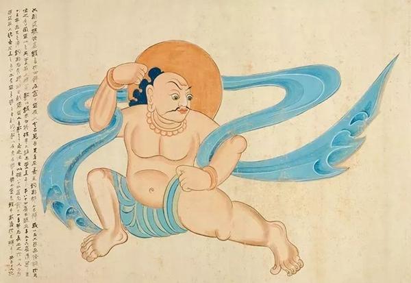 張大千臨摹敦煌壁畫 珍藏集(全)