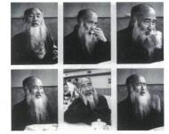 台北故宫为张大千过120岁生日丨别后风尘 一声珍重