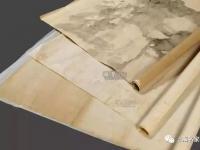 一辈子没见过这么贵的纸——关于大千所藏旧纸