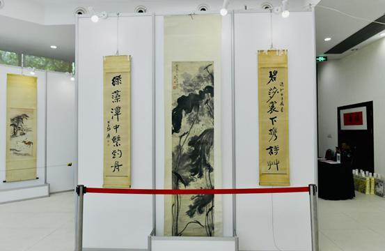 转搜狐客户端:《大风天下》---纪念张大千宗师诞辰120周年书画文献展盛大开幕