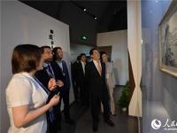 纪念张大千诞辰120周年 张大千博物馆今日在内江开馆