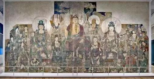 《重彩大乘》 雪竇山佛畫迎請儀式曁戰乃明&王春霞藝術展