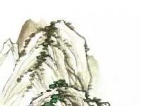 张大千:画山最重皴法!那些「皴」,现实里长啥样?