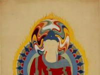张大千居士笔下的佛菩萨圣像,太庄严了,见者增幅!