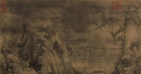 """张志雄:张大千与""""溪岸图""""的真假之辨"""