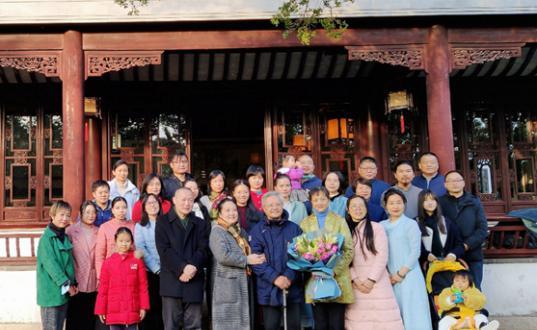 千年虎丘添琴韵   烟火人间有清欢  --记上海大风堂琴社虎丘雅集