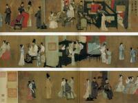 张大千的大风堂里都收藏了哪些名画?